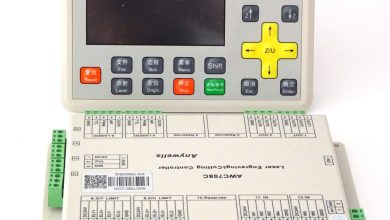 Photo of AWC DSP Controller