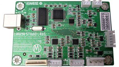 Photo of M2 Nano Mainboard