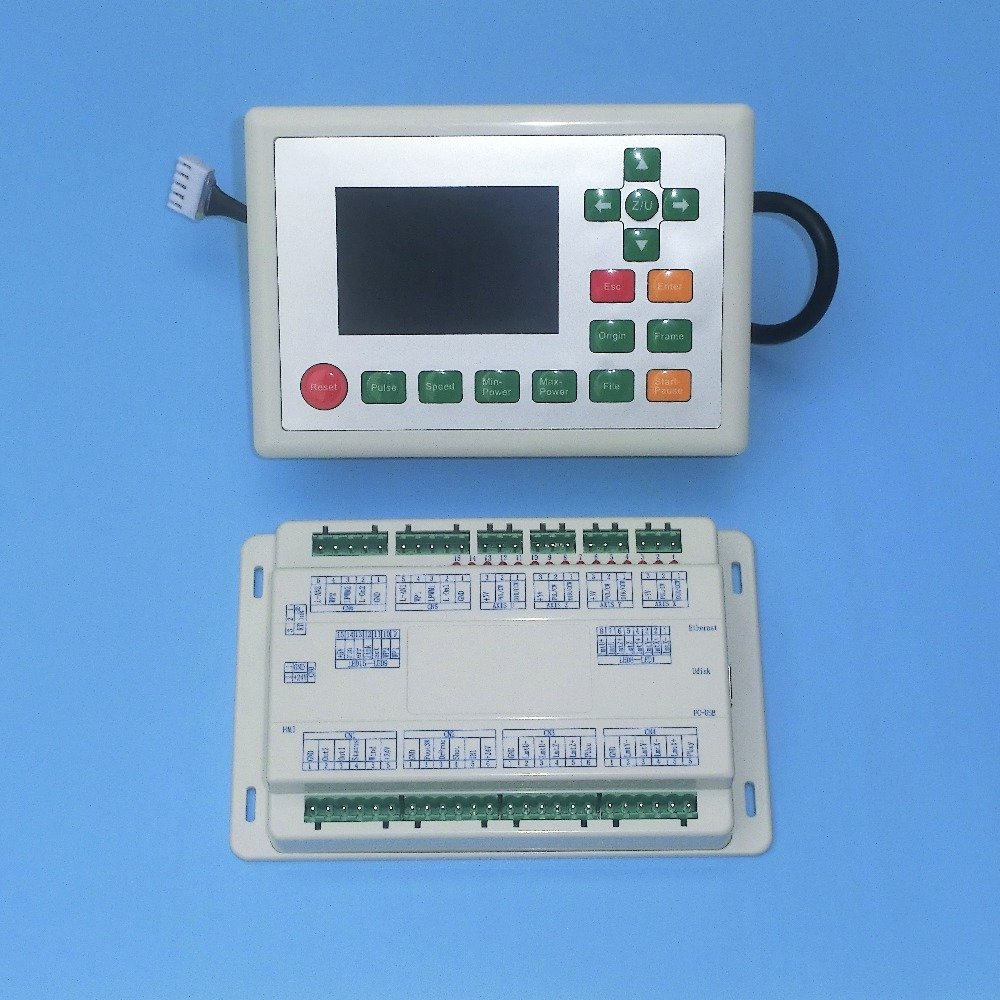 Controller & DSP Identification - LaserGods com