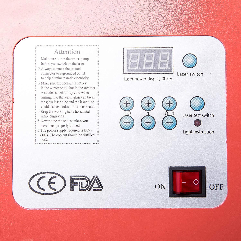 K40 Control Panels: Analog vs  Digital - LaserGods com