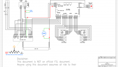Photo of FSL Gen.5 Hobby Laser Schematic