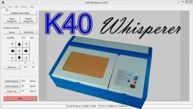 Photo of Installing K40 Whisperer And Inkscape