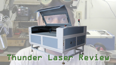 Photo of Thunder Laser First Impressions